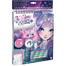 Editions Gladius Creative Sketchbook (Nebulia) - Nebulous Stars - 1Each