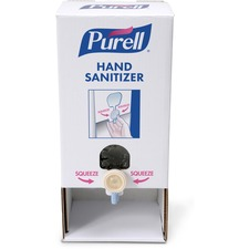 GOJ215602TTS - PURELL® Sanitizer Quick Tabletop Stand Kit