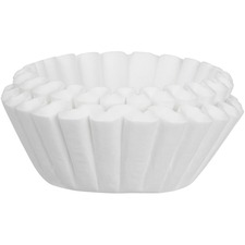 Melitta Paper Filter - Cup(s) Basket - 100 / Pack - White