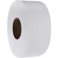 Chalet Bathroom Tissue - 2 Ply - White - Paper - Eco-friendly - For Toilet - 8 / Box