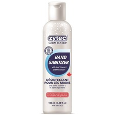 Zytec Germ Buster Sanitizing Gel - 100 mL - Kill Germs, Bacteria Remover - Hand - 1 Each