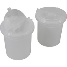 Funstuff Protect-O-Jars Paint Cup - Paint - Recommended For - 10 / Pack
