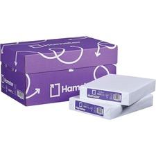 "Hamster Copy & Multipurpose Paper - 92 Brightness - Letter - 8 1/2"" x 11"" - 20 lb Basis Weight - 5000 / Pack"
