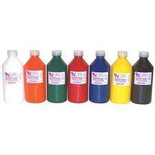 Régal Acrylic Paint - 500 mL - 1 Each - Red