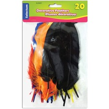 Selectum Feather - 1 / Pack - Assorted