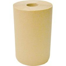 "Bunzl Paper Towel - 8"" x 350 ft - For Hand - 12 / Case"