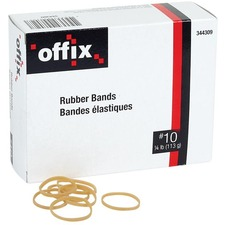 """Offix Rubber Band - 62.50 mil (1.59 mm) Width - 2"""" (50.80 mm) Thickness - Elastic - 1 Each"""