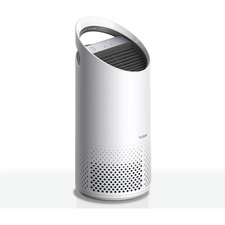 TruSens Small Air Purifier, White - HEPA, Ultraviolet - 23.2 m² - White