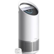 TruSens Medium Air Purifier w/Monitor, White - HEPA, Ultraviolet - 34.8 m² - White