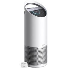 TruSens Large Air Purifier w/Monitor, White - HEPA, Ultraviolet - 69.7 m² - White