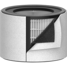 """Trusens Replacement Filter 3in1 HEPA for TruSens Z2000AP - HEPA/Activated Carbon - For Air Purifier - Remove Dust, Remove Gases, Remove Odor, Remove Pet Hair, Remove Micro Organisms, Remove Allergens, Remove Volatile Organic Compound, Remove Airborne Particles - 0.01 mil (0 mm) Particles - 5.90"""" (149.86 mm) Height x 7.90"""" (200.66 mm) Width x 7.90"""" (200.66 mm) Depth"""