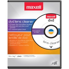 MAX 190059 Maxell X-Box/DVD Player Lens Cleaner MAX190059