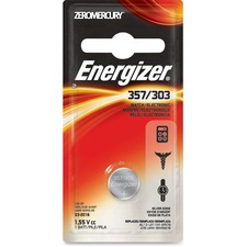 Energizer Silver Oxide Button Cell - For Multipurpose - 1.5 V DC - Silver Oxide - 1 Each