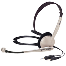 Koss CS95 Noise Cancelling Headset