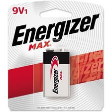 EVE 522BP Energizer Max Alkaline 9-Volt Battery EVE522BP