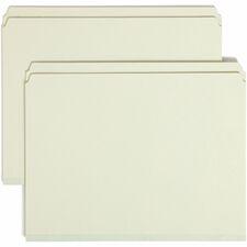 "SMD 13200 Smead Pressboard 1"" Expnsion Top Tab Folders SMD13200"