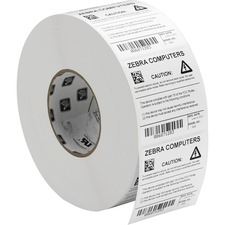 "Zebra ZUltimate 3000T 3 x 1"" Labels (8 Pack)"