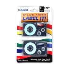 Casio XR18X2S Label Tape