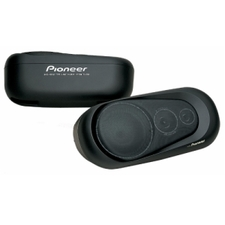 Pioneer TS-X150 20 W RMS - 60 W PMPO Speaker - 3-way