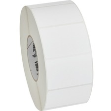 Zebra Label Paper 3 x 2in Direct Thermal Zebra Z-Perform 2000D 3 in core