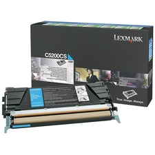 LEXC5200CS - Lexmark Original Toner Cartridge