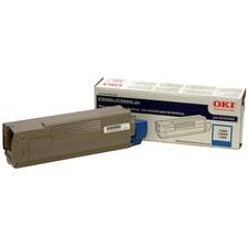 OKI 43324403 Oki Data 43324401/2/3/4 Toner Cartridges OKI43324403