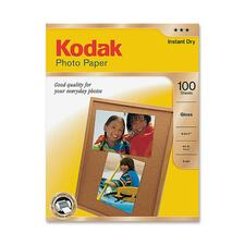 KOD 8209017 Kodak Basic Glossy 6.5 mil Photo Paper KOD8209017