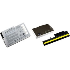 Axiom LI-ION 8-Cell Battery for Dell # 312-0009, 312-0028, 312-0041, 312-0522