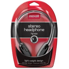 MAX 190319 Maxell HP-100 Open Air Stereo Headset MAX190319