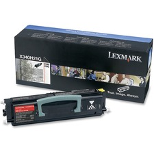 LEXX340H21G - Lexmark Toner Cartridge