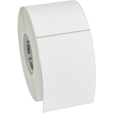 Zebra Label Paper 4 x 6in Direct Thermal Zebra Z-Perform 2000D 3 in core