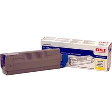 OKI 43324417 Oki Data C6100 Toner Cartridge OKI43324417