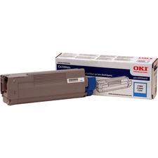 OKI 43324419 Oki Data C6100 Toner Cartridge OKI43324419
