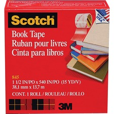 MMM 845112 3M Scotch Book Tape MMM845112