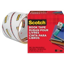 MMM 8453 3M Scotch Book Tape MMM8453