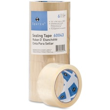 SPR 60043 Sparco General Purpose Package Sealing Tape SPR60043
