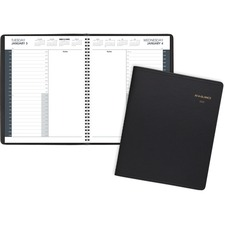 AAG7021405 - At-A-Glance 24 Hour Daily Appointment Book