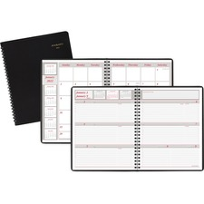 AAG7065005 - At-A-Glance Weekly/Monthly Appointment Book