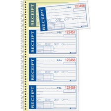 ABFSC1152WS - Adams Write 'N Stick Receipt Book