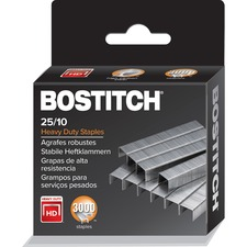Stanley-Bostitch High-Capacity Staples