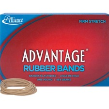 ALL26185 - Alliance Rubber 26185 Advantage Rubber Bands - Size #18