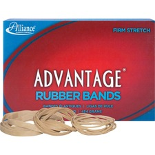 ALL 26545 Alliance Advantage 1 lb Box Rubber Bands ALL26545