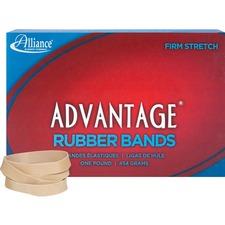 ALL 26845 Alliance Advantage 1 lb Box Rubber Bands ALL26845