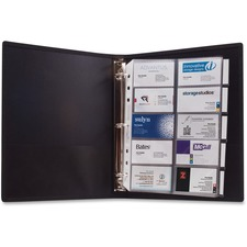 ANG 303 Angler's 3-Ring Business Card Binder ANG303