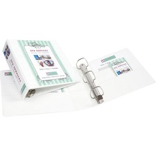 AVE01321 - Avery&reg Extra-Wide Heavy Duty View Binders with One Touch EZD Rings