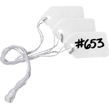 AVE 12205 Avery White Marking Tags AVE12205
