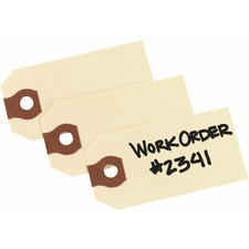 AVE 12301 Avery Plain Manila Shipping Tags AVE12301
