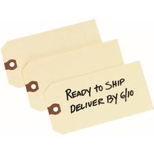 AVE 12306 Avery Plain Manila Shipping Tags AVE12306