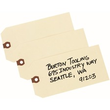 AVE 12308 Avery Plain Manila Shipping Tags AVE12308