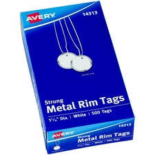 AVE14313 - Avery&reg Metal Rim Tags